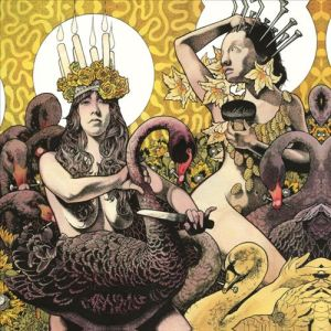 """Yellow and Green"" By Baroness"