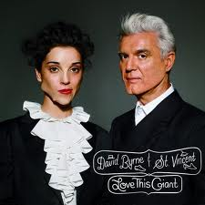 """Love This Giant"" by David Byrne and St. Vincent"
