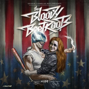 'Hide' by The Bloody Beetroots